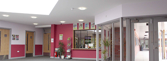Open Foyer University : Projects reaseheath college animal management
